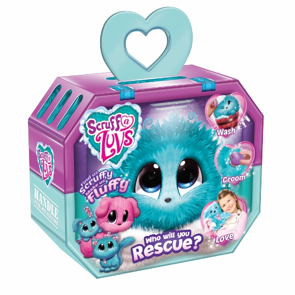Scruff A Luvs The Charitable Toy To Top Christmas Lists