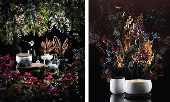 Alessi launches 'The Five Seasons' Collection