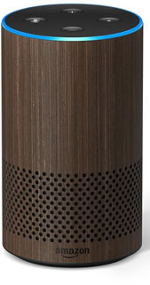 Amazon Alexa Walnut