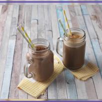 Lyons Vegan Coffee Cinnamon Shake recipe