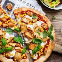 Nestlé Garden Gourmet Pizza