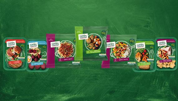 Nestlé Garden Gourmet Meat-Free Range