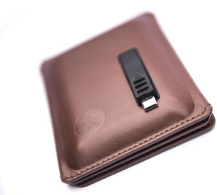 Phone Charing Wallet