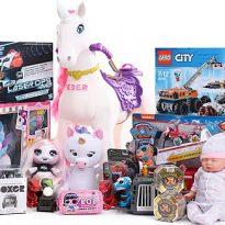 Argos FULL top 13 toys 2018