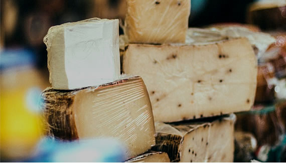 Christmas cheeseboard - Will Britain's favourite cheese make