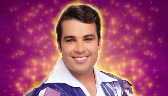 Joe McElderry Pantomime