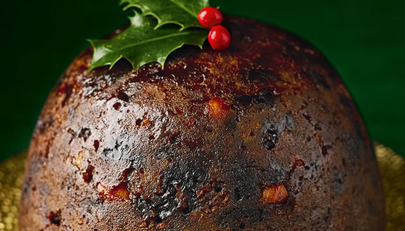 Morrisons The Best Christmas Pudding Christmas 2018