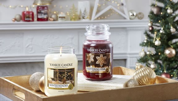 Yankee Candle Winter Wonder, Frosty Gingerbread