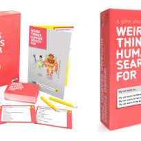 WIN: Big Potato Games Weird Things Humas Search For game