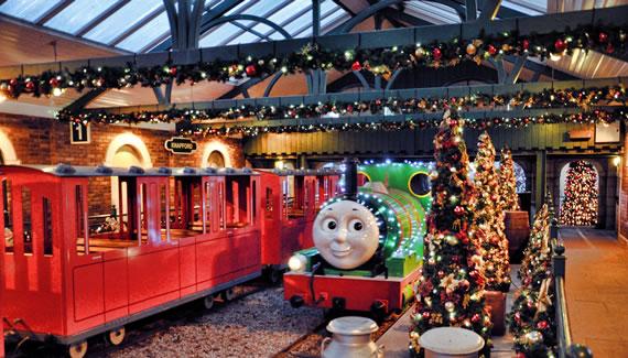 Drayton Manor Magical Christmas 2018