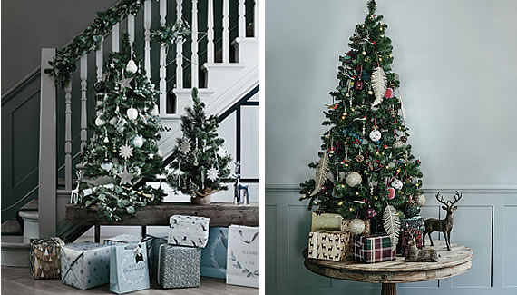 Sainsbury's Home Christmas 2018 Collections - Sneak Christmas Peek Into Sainsbury's 2018 Home Collections