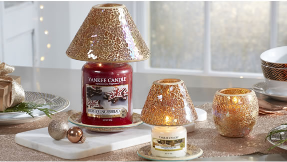 Yankee Candle Christmas 2018 collection