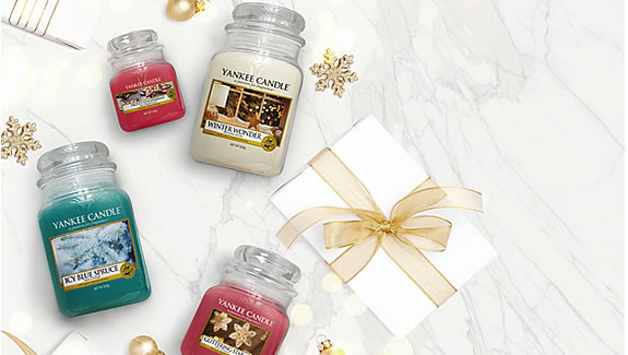 Yankee Candle 'Holiday Sparkle' 2018
