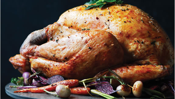 Marks & Spencer Christmas 2018 British Organic Free Range Pembrokeshire Bronze Turkey