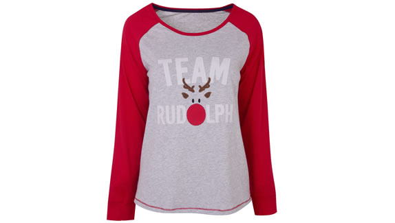 Team Rudolph 3 Piece Set - Debenhams