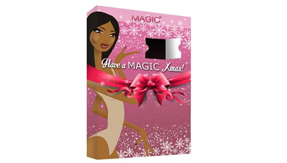 Magic Bodyfashion advent calendar