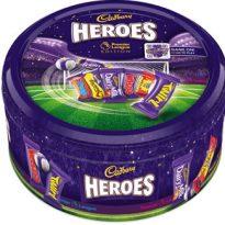 Cadbury Heroes Premier League Tin - 800g