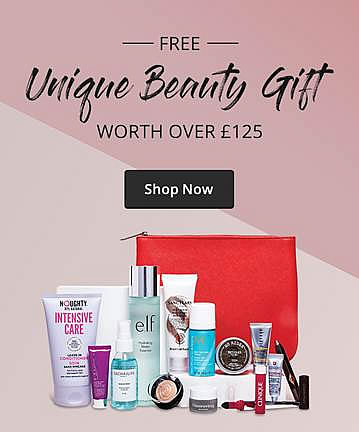 Feelunique beauty gift