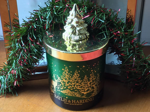 Image of Baylis And Harding Candle