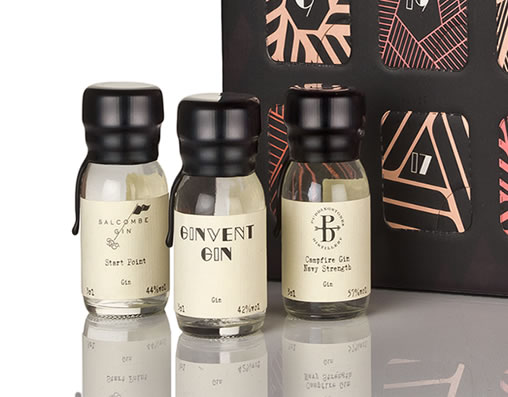 Image of Gins in Ginvent advent calendar