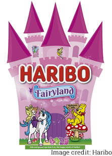 Image of Haribo Fairland Pouch