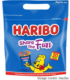 Image of Haribo Share the Fun pouch