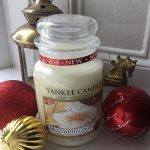 Twitter only competition: Win Spiced White Cocoa Yankee Candle
