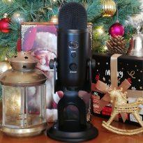 Image of Yeti Blackout USB Microphone