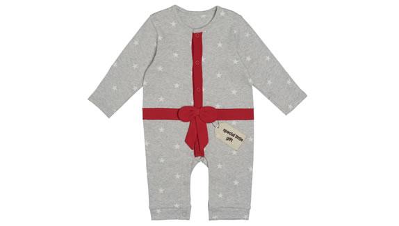 Marks & Spencer Kids Christmas Onesie