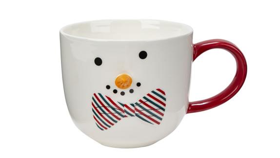 Snowman mug, Paperchase