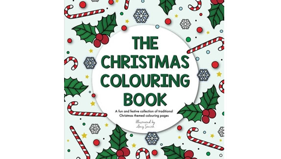 The Christmas Colouring Book