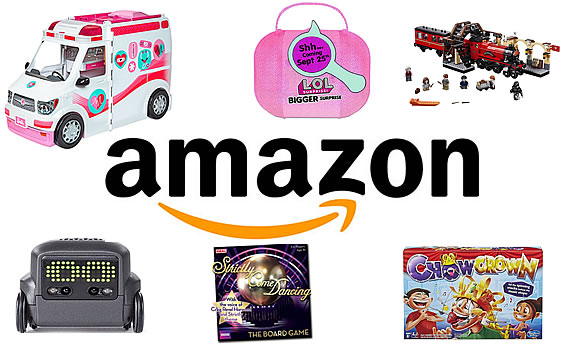 Amazon Top Toys Christmas 2018