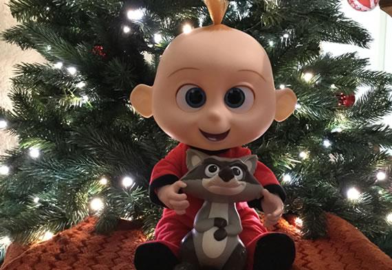 Disney Pixar Incredibles 2 Jack-Jack Attacks