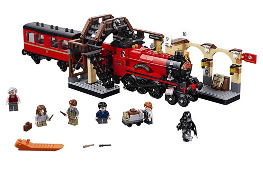LEGO Harry Potter Hogwarts Express Set