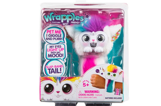Little Live Pets 28813 Una Wrapples Toy