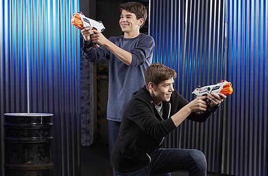 NERF Laser Ops Pro Blaster 2 Pack