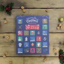 Buttermilk Countdown To Christmas Advent Calendar