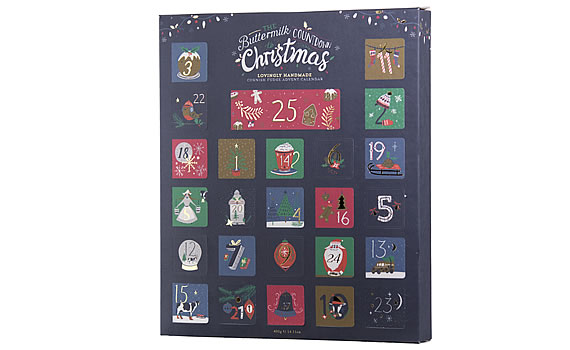 Buttermilk Fudge Advent Calendar 2018
