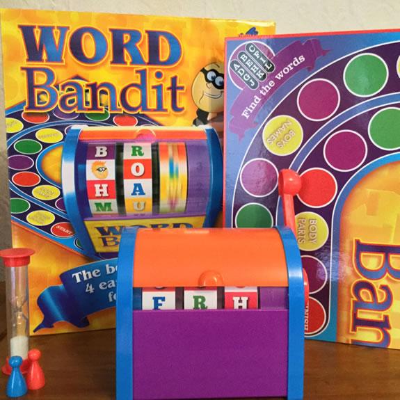 Image of Drumond Park Bandit Game