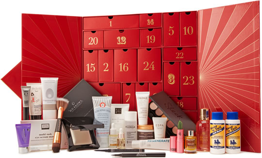 Image of Lookfantastic advent calendar