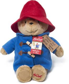 Image Of Paddington Bear Hamleys