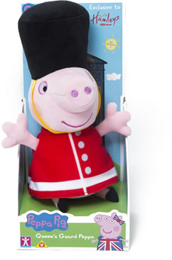 Image Of Peppa Pig Guard