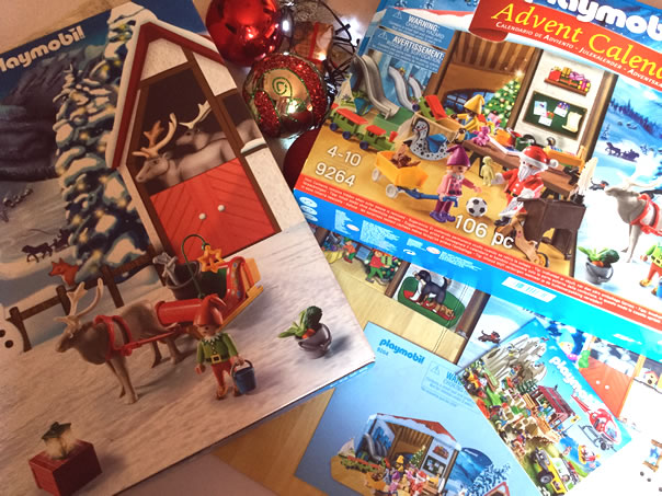 Image of Playmobil Advent Calendar