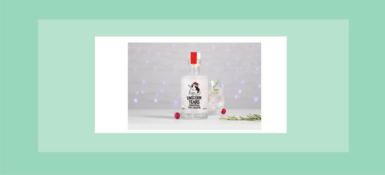 Image of unicorn gin