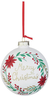 Marks And Spencers 2018 Bauble