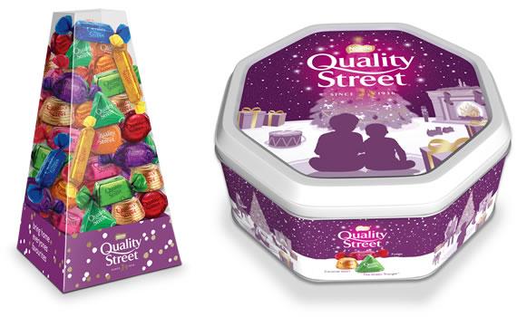 Nestle Quality Street - Christmas 2018