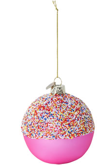 River Island Hundreds And Thousands Bauble