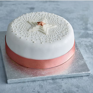 Aldi Specially Selected Luxury Christmas Cake