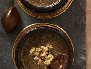 Asda Extra Special Belgian Dark Chocolate & Salted Caramel Pots of Gold
