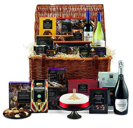Aldi 2018: Christmas Feast Hamper